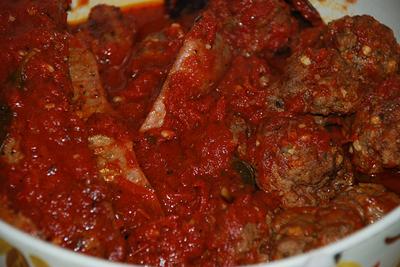 Meatballs_sausage