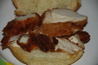 Cutletsandwich