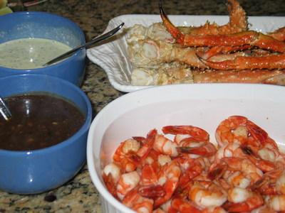 Crabshrimp