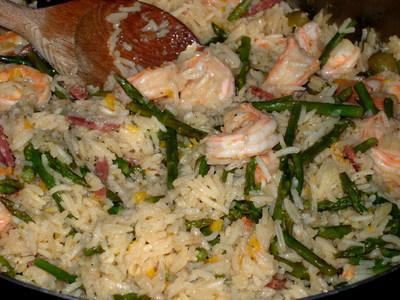 Seafoodrice