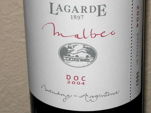 Lagarde 2004