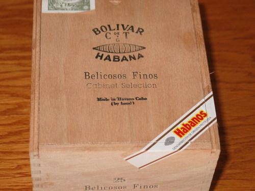 Bolivar Belicoso Fino - SLB